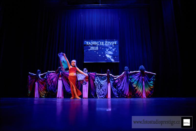 Tanec je život 2018-2
