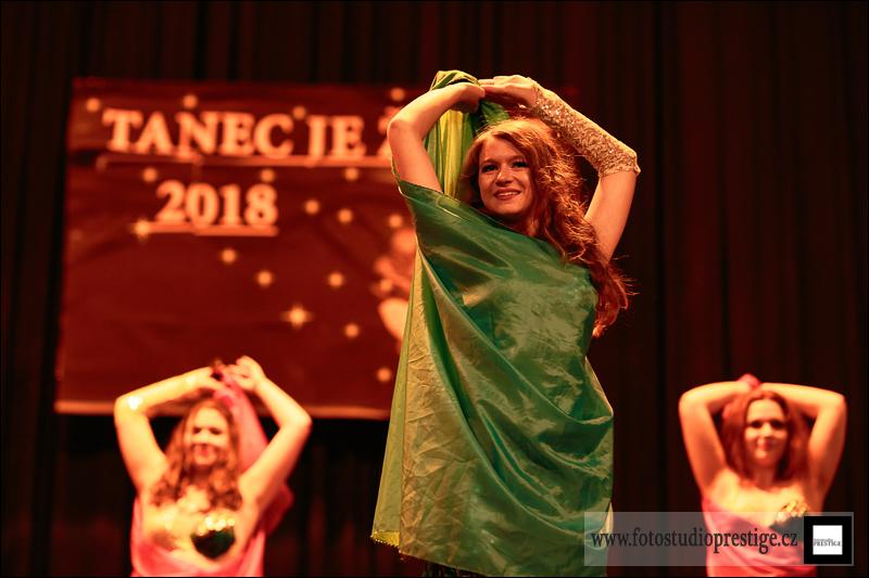 Tanec je život 2018-20