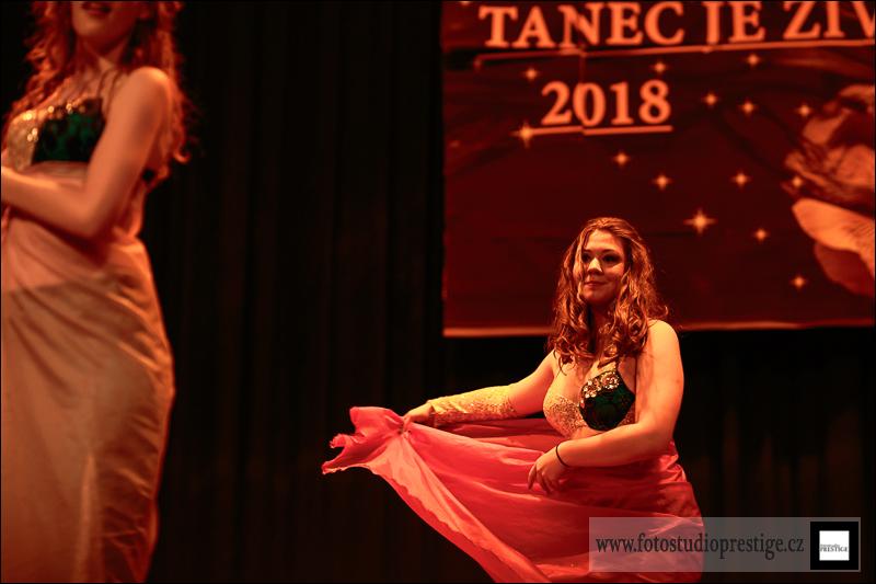 Tanec je život 2018-22